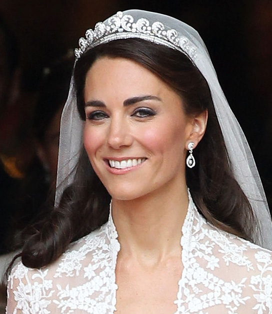 Kate Middleton Bridal Makeup Archives