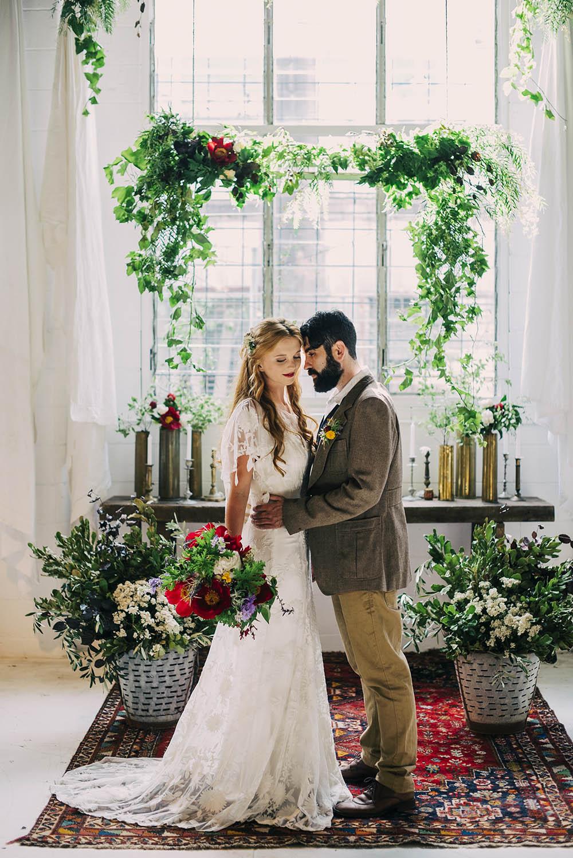 Vieille Branche Wedding Shoot Featured On White Magazine Blog
