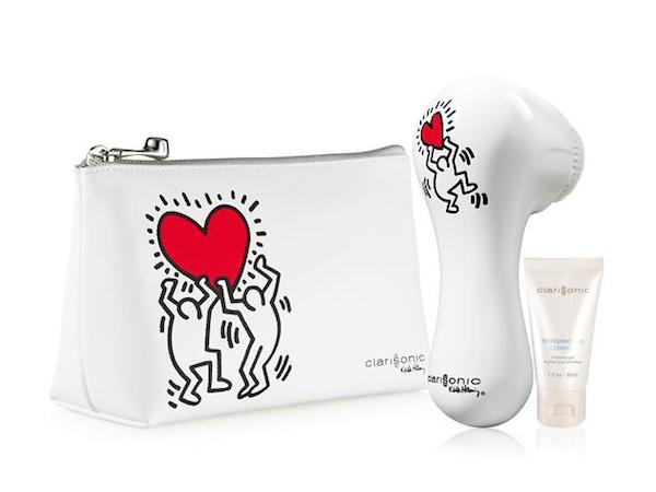 clarisonic-keith-haring