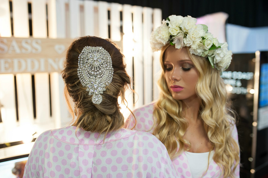 Chelsea_Bridal Makeup_ Sunshine Coast bridal showcase_Sally Townsend Makeup Artistry3
