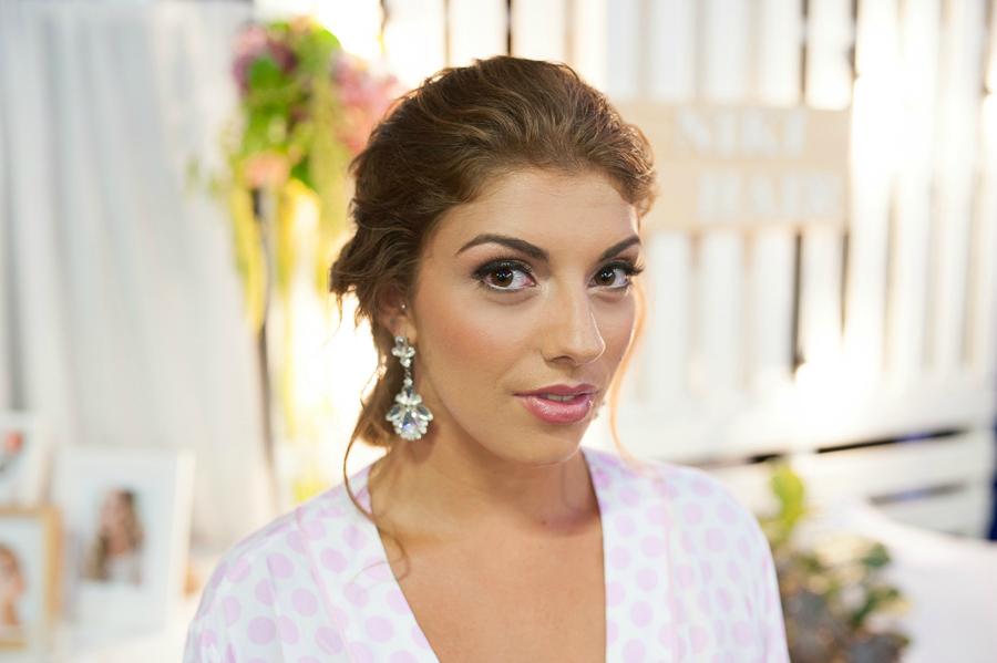 Kirra_Bridal Makeup_ Sunshine Coast bridal showcase_Sally Townsend Makeup Artistry1