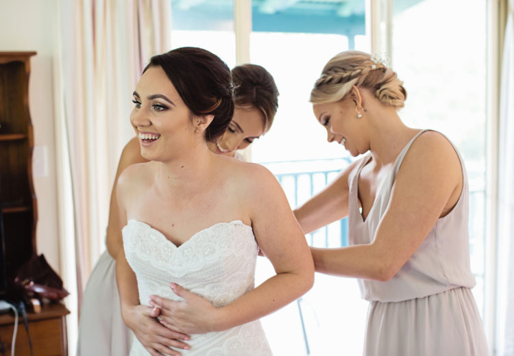 Montville wedding _ Montville makeup artist _ Sunshine Coast makeup artist _ Sally Townsend